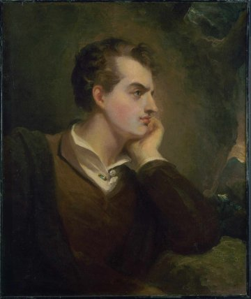 Lord Byron, by Thomas Sully