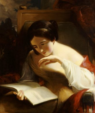 Virginia Poe? by Thomas Sully